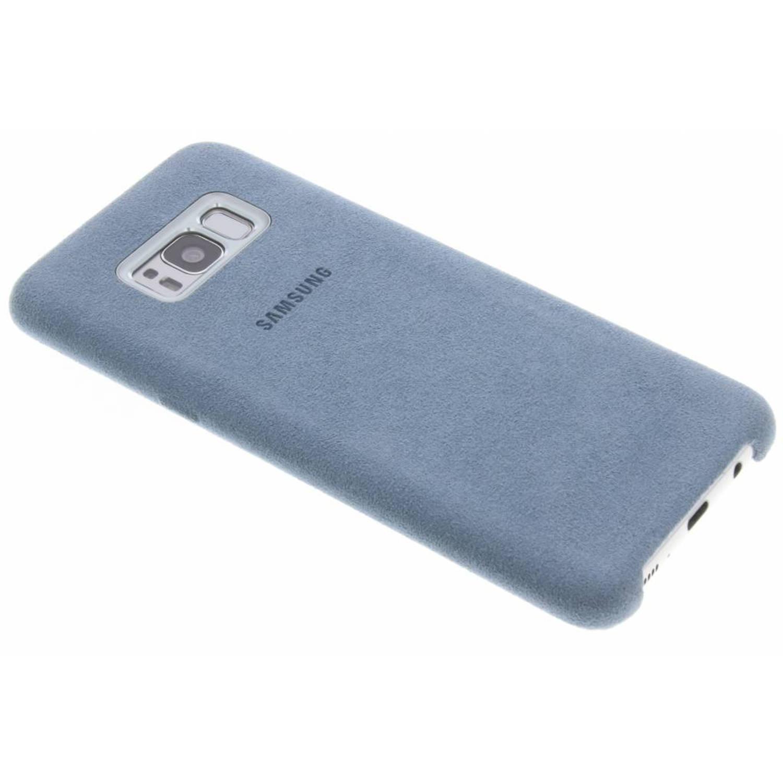 Samsung Galaxy S8 Plus Alcantara Cover EF-XG955AM Mint
