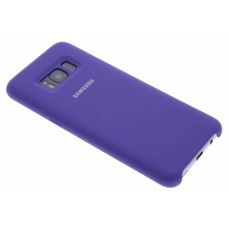 Paarse Originele Silicone Cover voor de Galaxy S8