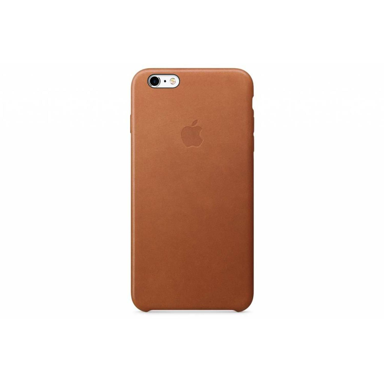 Leather Case voor de iPhone 6(s) Plus - Brown
