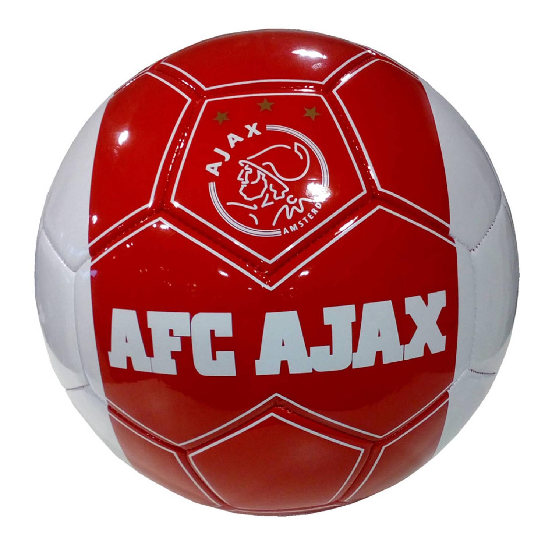 Afbeelding van Ajax Rode Baan voetbal - maat 5
