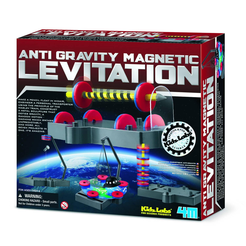 Afbeelding van 4m kidzlabs anti-zwaartekracht magnetische levitatie