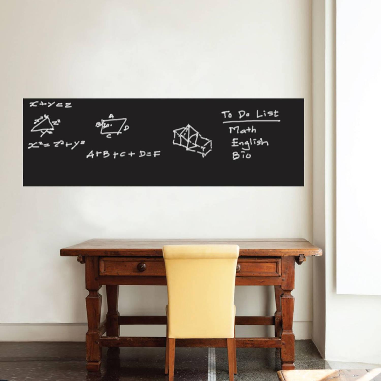Walplus krijtbord decoratie sticker - krijtbord