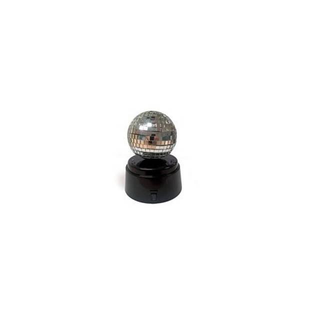 Party funlights discobol spiegels 11 cm