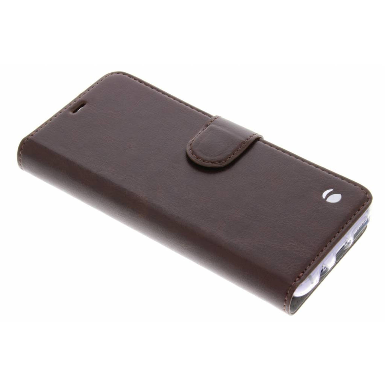 Bruine Ekerö FolioWallet 2-in-1 voor de Samsung Galaxy S8