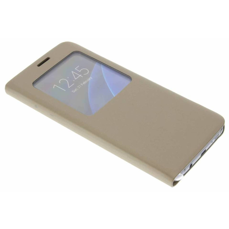 Type De Livre Intelligent Luxe Or Cas Pour Samsung Galaxy S7 xu6AtvzE