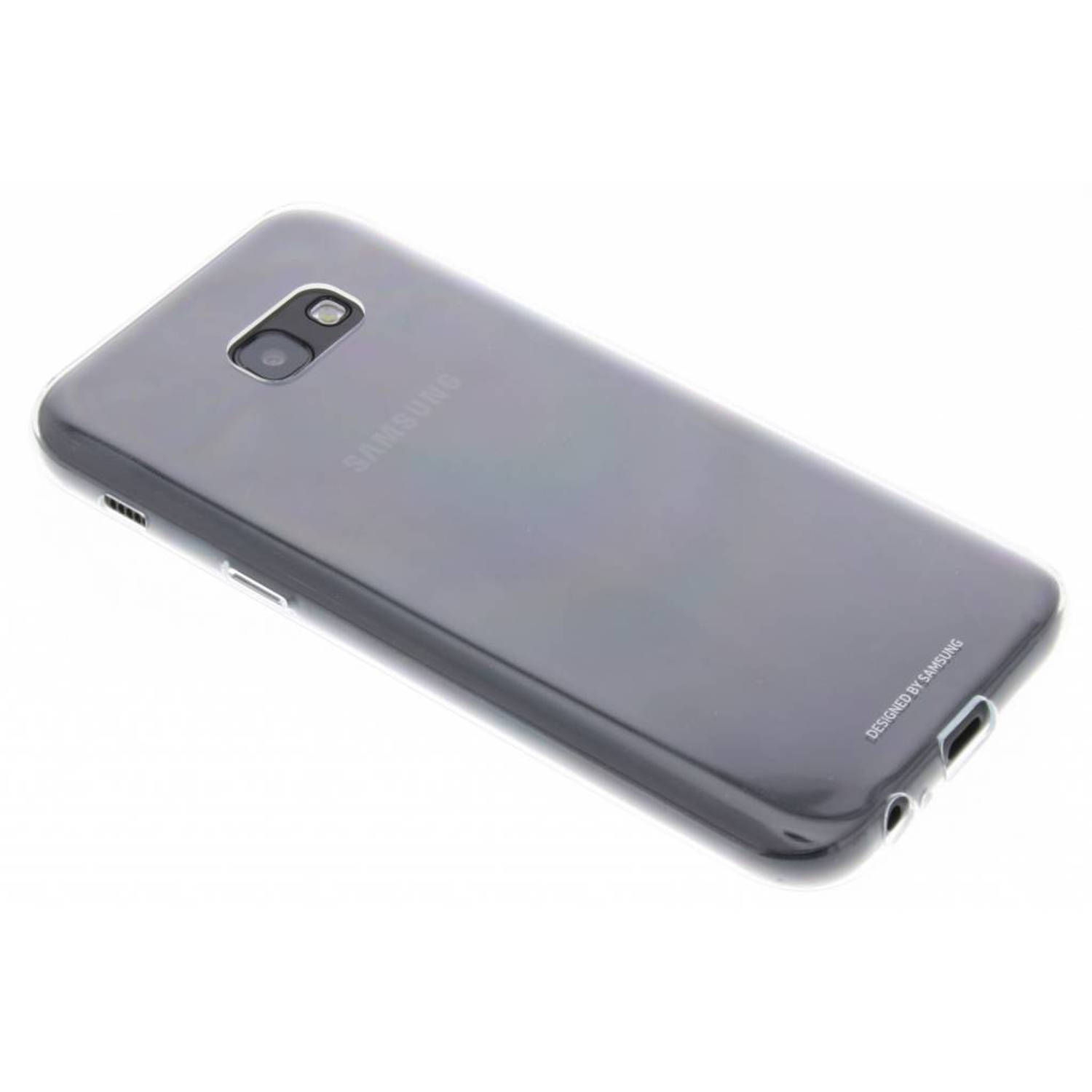 Transparante Silicone Clear Cover voor de Galaxy A3 (2017)