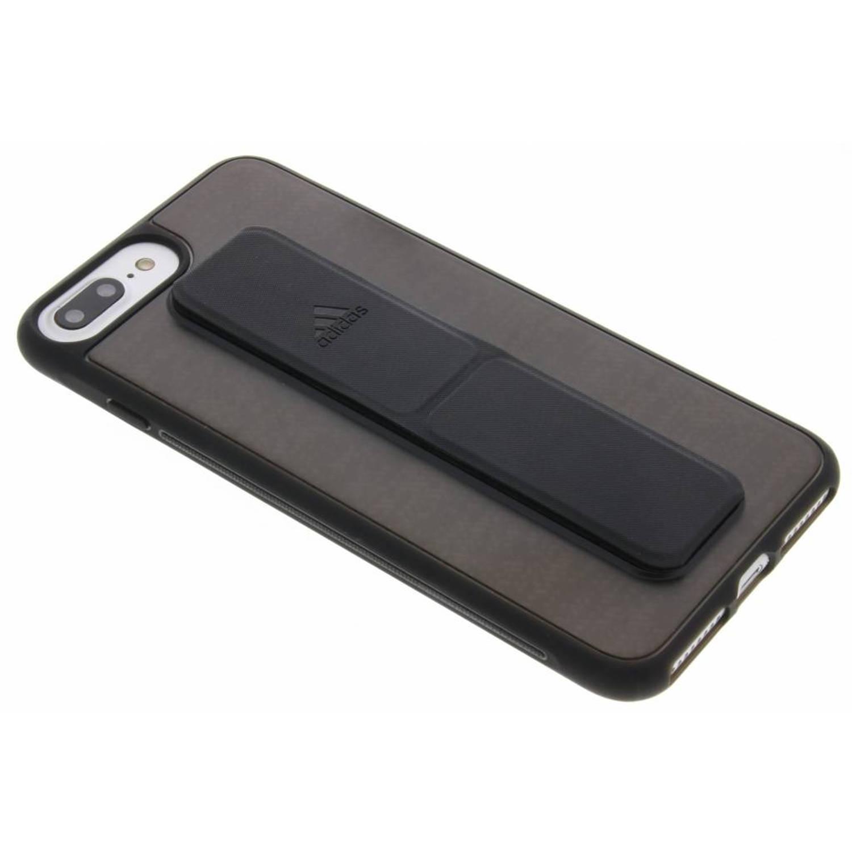 Zwarte Grip Case voor de iPhone 8 Plus / 7 Plus / 6s Plus / 6 Plus