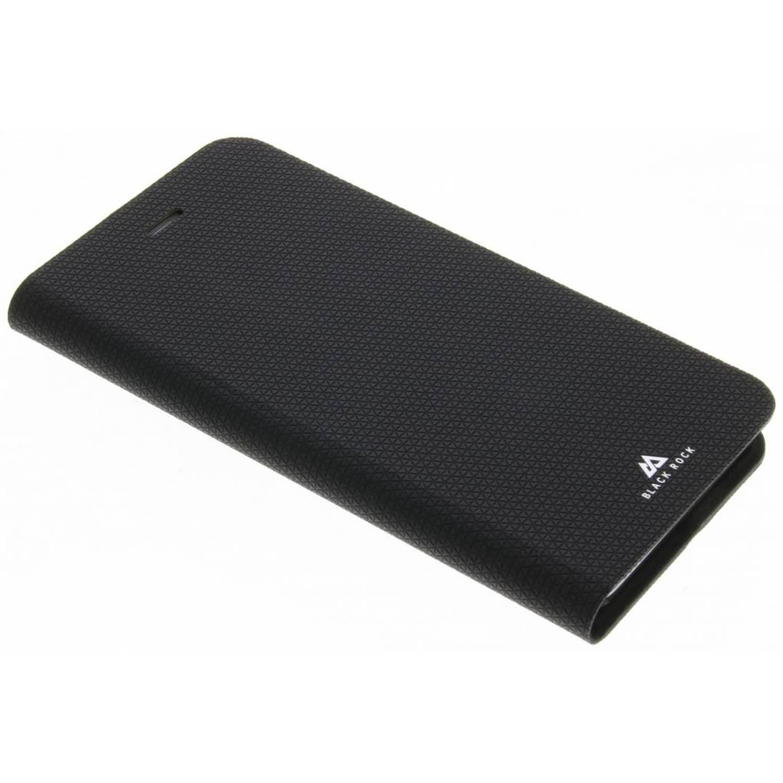 Zwarte Protective Booklet voor de Huawei P8 Lite (2017)