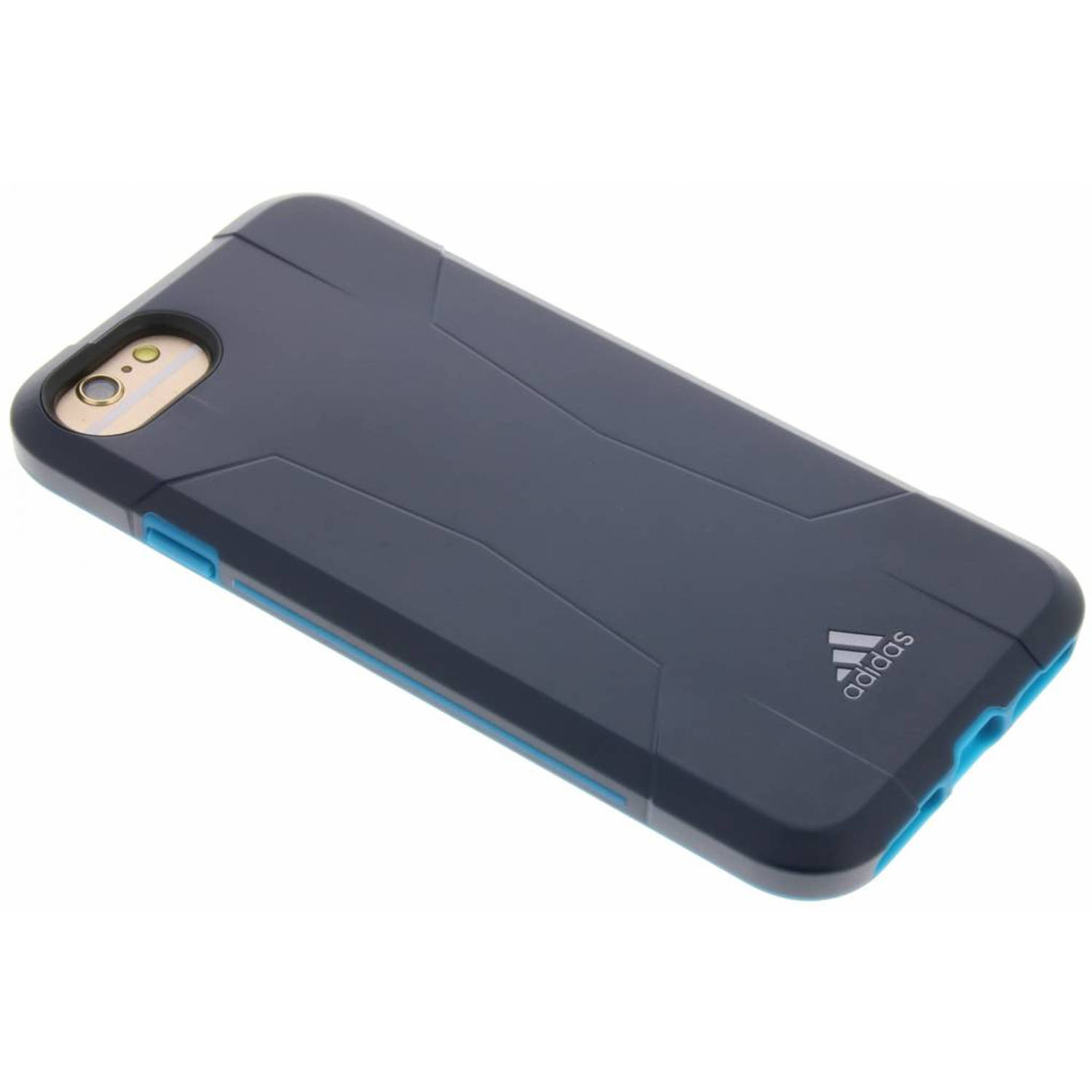 Adidas SP Solo Apple iPhone 6-6s-7 Back Cover Blauw