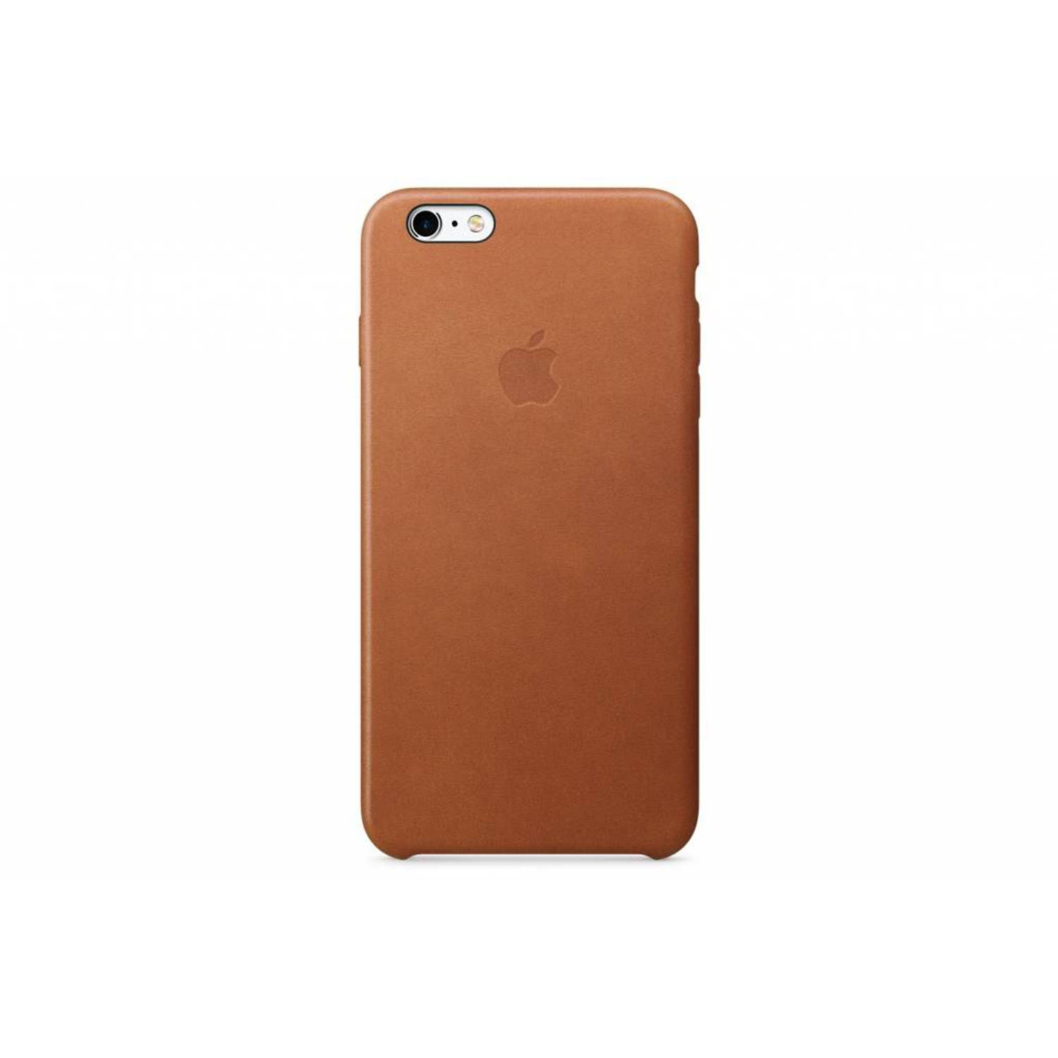 Apple iPhone 6s Leather Case Saddle Brown (MKXT2ZM-A)