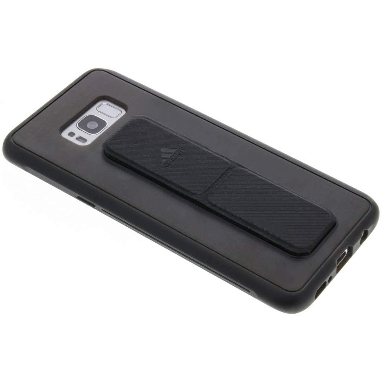 Zwarte Grip Case voor de Samsung Galaxy S8 Plus