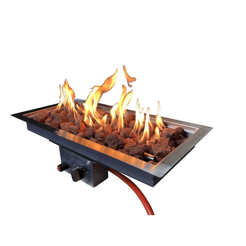 Enjoyfires inbouwbrander 60x30x14 cm.