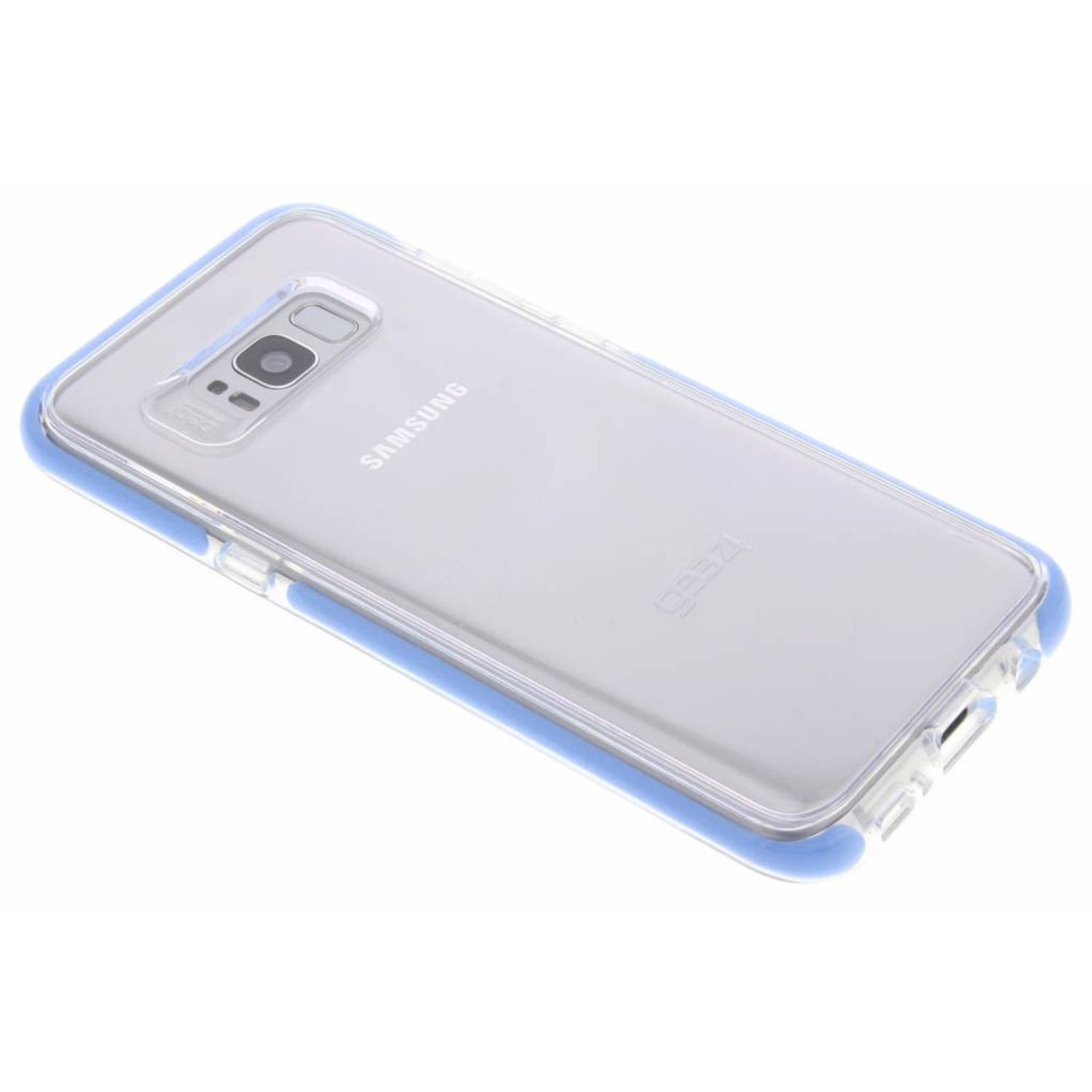 Blauwe D3O Piccadilly Case voor de Samsung Galaxy S8 Plus