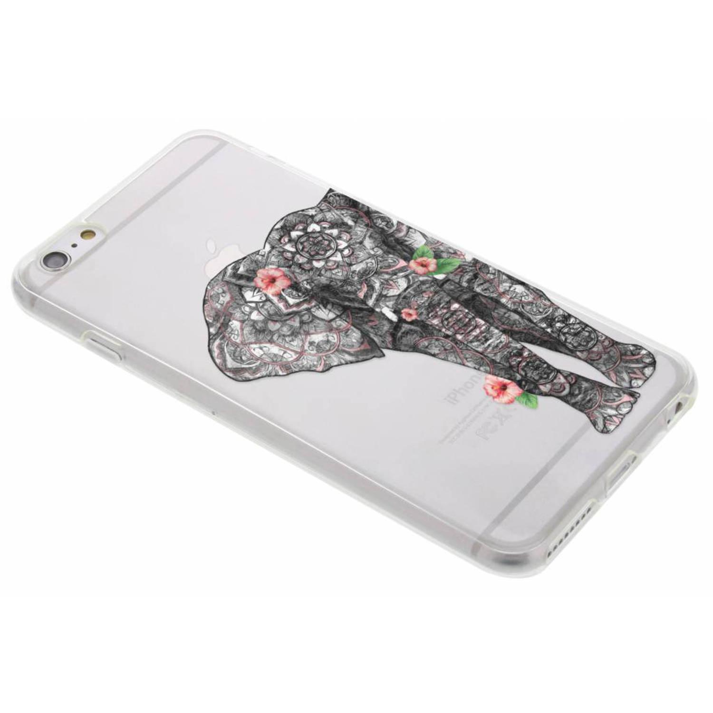 Olifant tpu hoesje voor de iphone 6(s) plus
