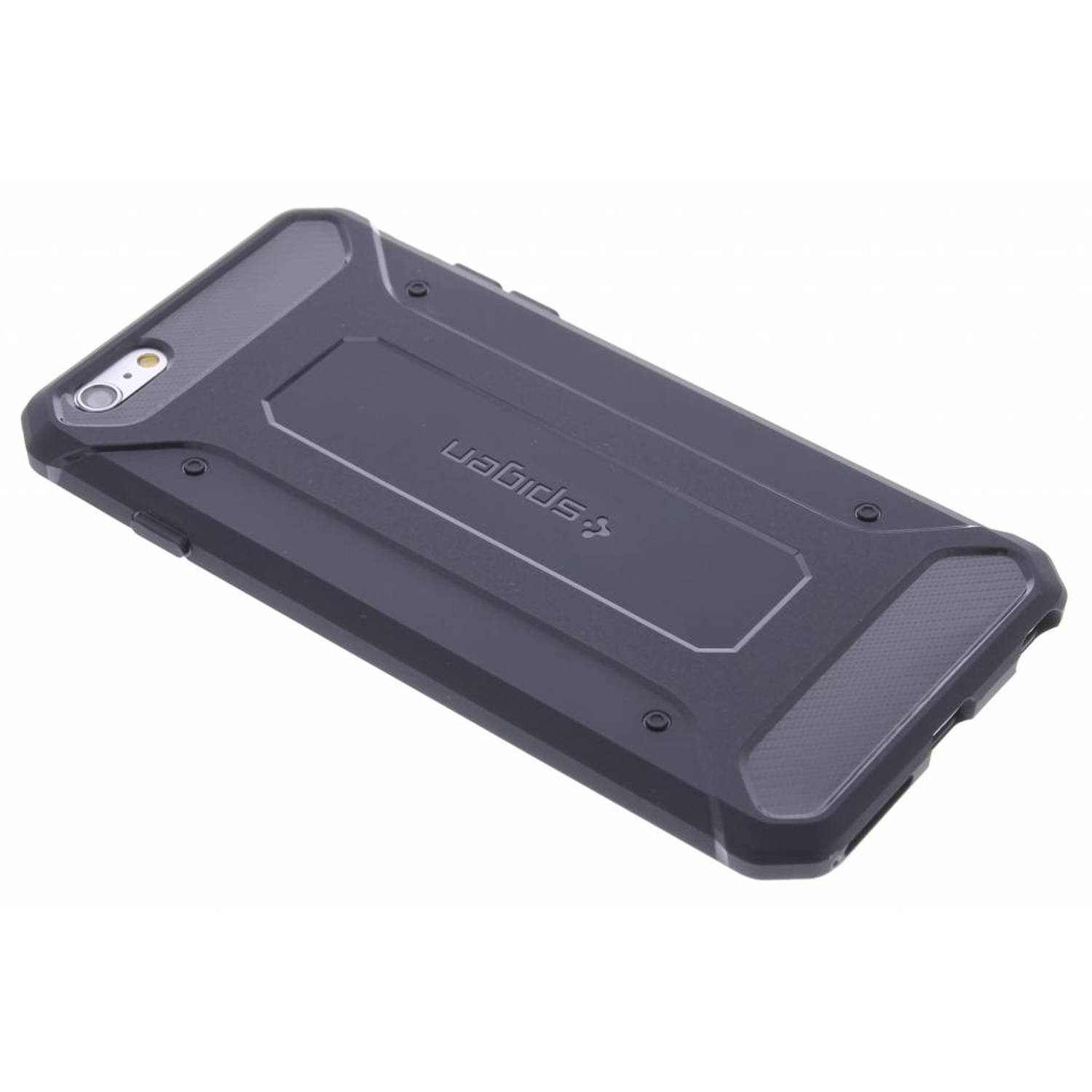 Rugged Armor Case voor de iPhone 6(s) Plus - Black
