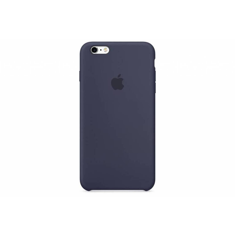 Silicone case voor de iphone 6 / 6s - blauw