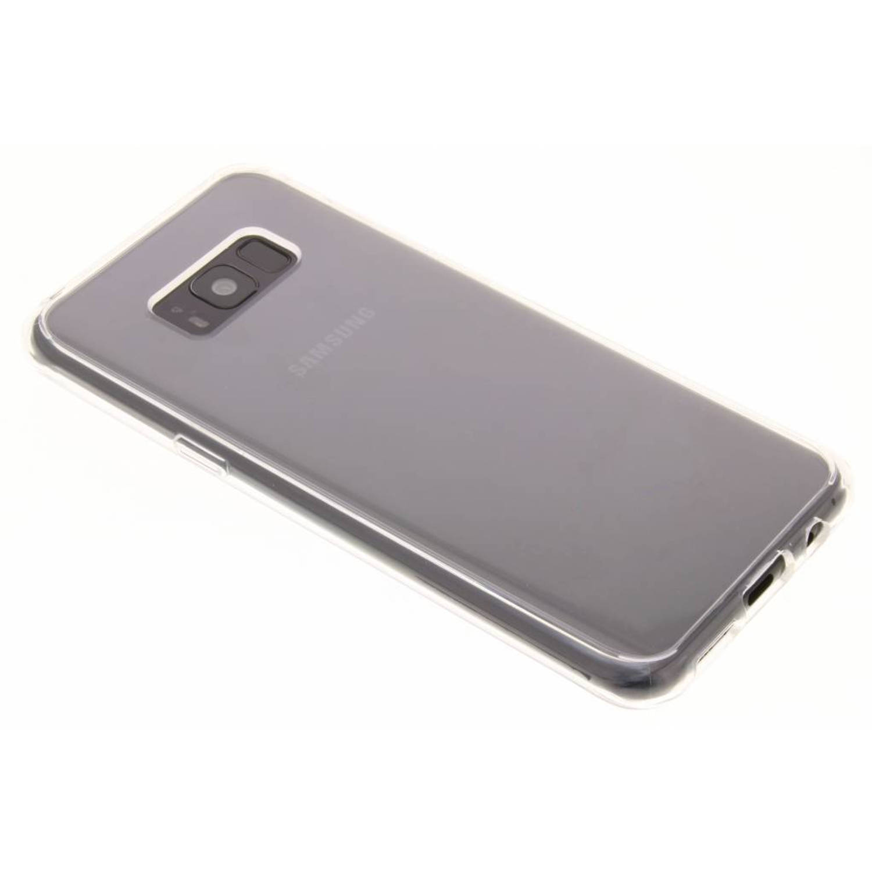 Transparante Reveal Case voor de Samsung Galaxy S8 Plus