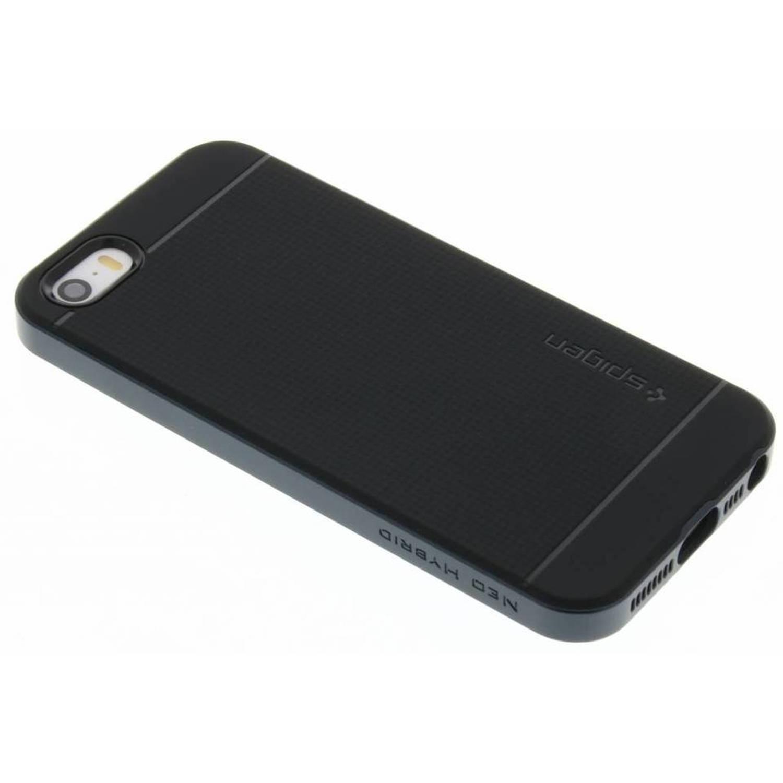 Neo hybrid case voor de iphone 5 / 5s / se - metal slade