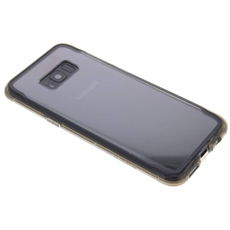 Zwarte Survivor Clear Case voor de Samsung Galaxy S8 Plus