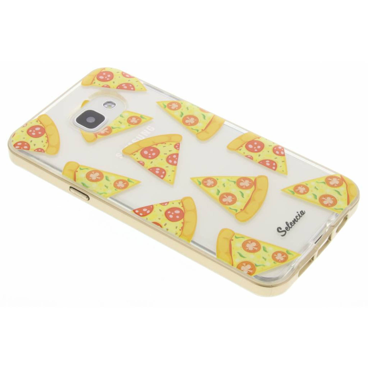 Foodies pizza tpu hoesje voor de samsung galaxy a5 (2016)