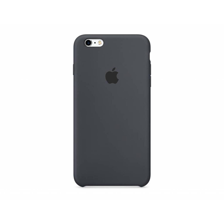 Silicone case voor de iphone 6 / 6s - houtskoolgrijs
