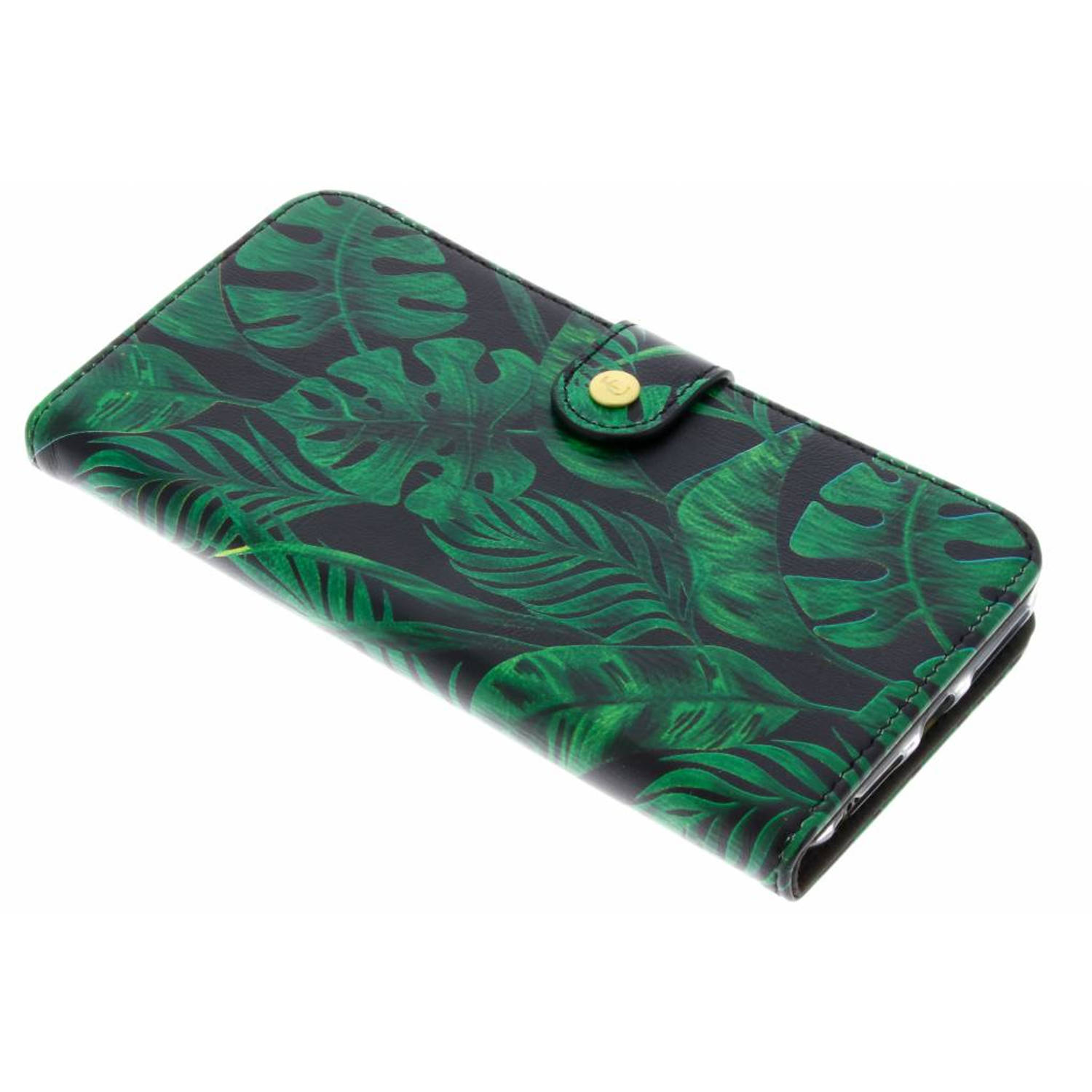 Monstera Leafs Booklet voor de iPhone 8 Plus / 7 Plus
