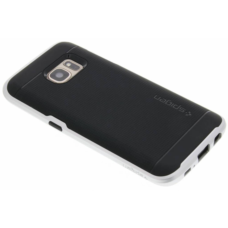 Neo Hybrid Case voor de Samsung Galaxy S7 - Zilver