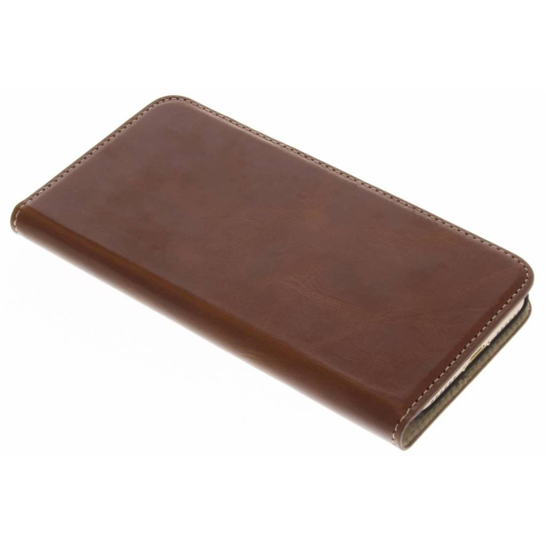 Donkerbruine Excellent Wallet Case voor de iPhone 8 / 7