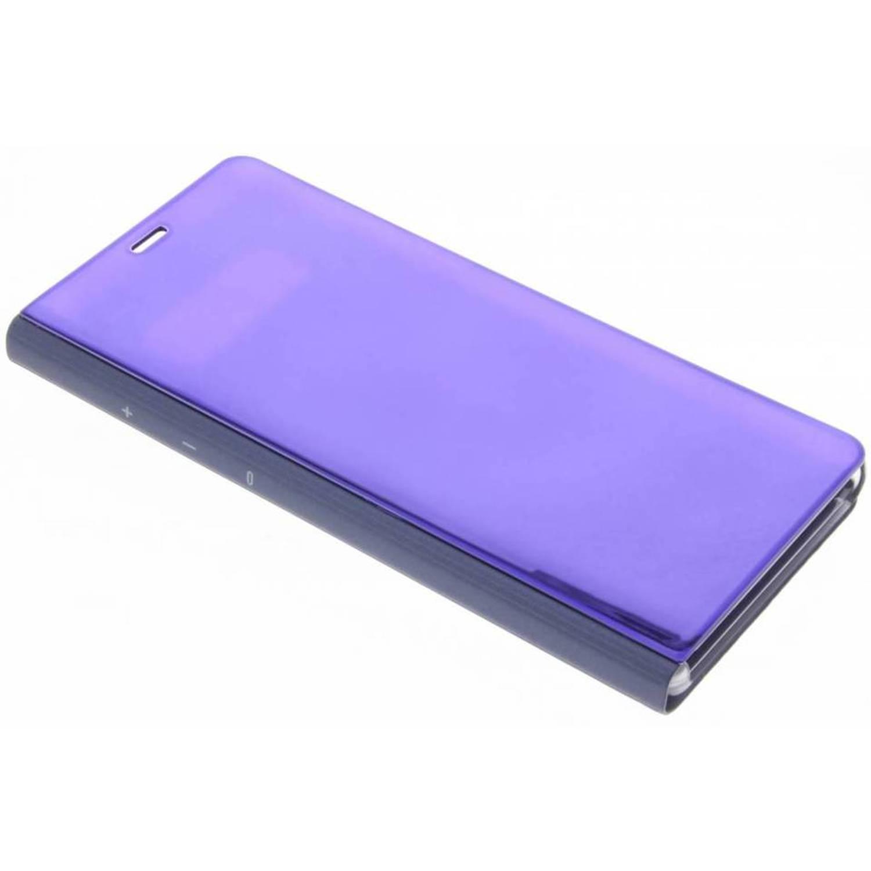 Pourpre Type Livre Métallique Pour Le Samsung Galaxy Note 8 GDG48