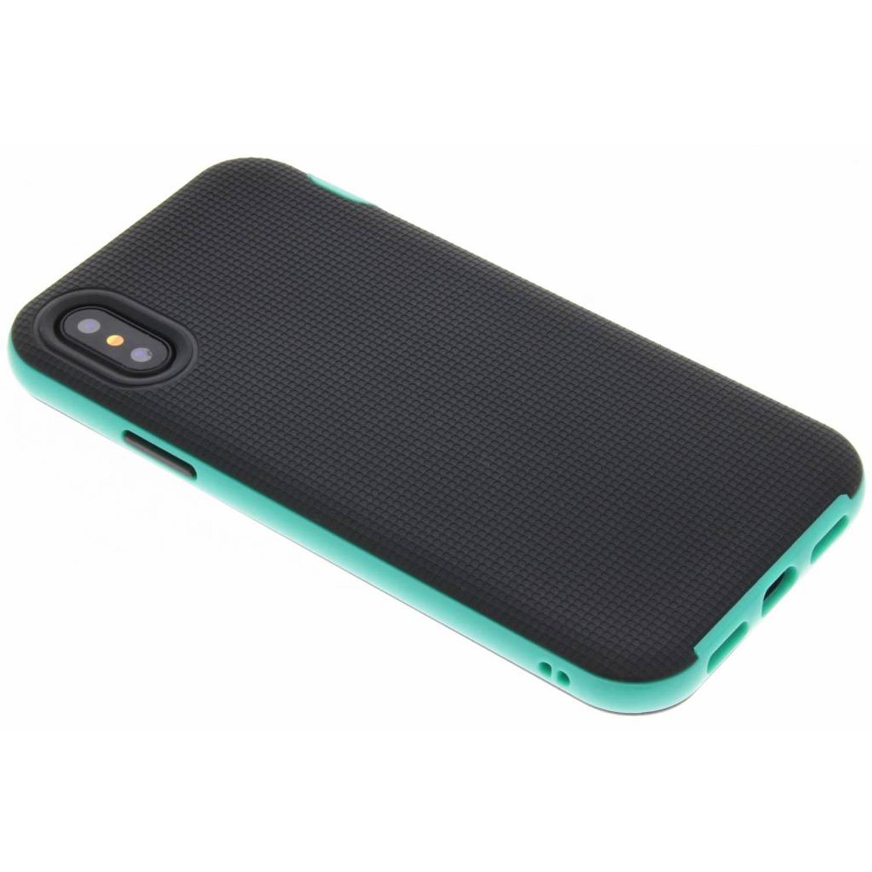 Mintgroene TPU Protect Case voor de iPhone X