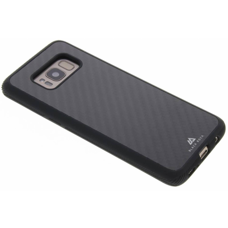 Zwarte Real Carbon Case voor de Samsung Galaxy S8