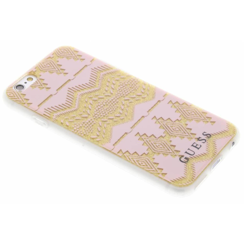 Tribal Gel Case voor de iPhone 6 / 6s - Roze
