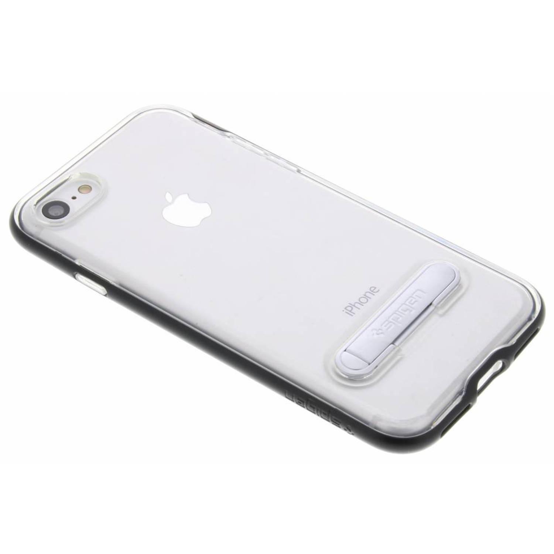 Zwarte Crystal Hybrid Case voor de iPhone 8 / 7