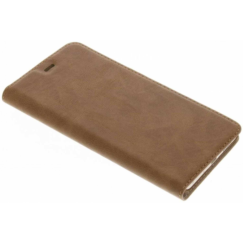 Bruine Guard Booklet Case voor de Huawei P10 Lite