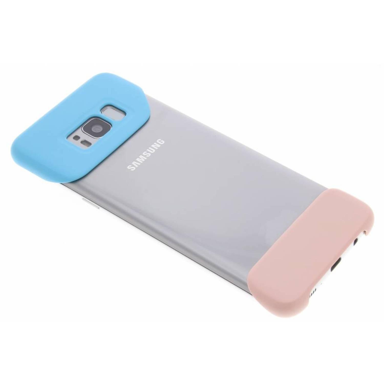 Blauw / Roze 2Piece Cover voor de Galaxy S8 Plus