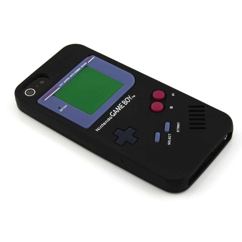 Gameboy siliconen hoesje voor de iphone 5-5s-se