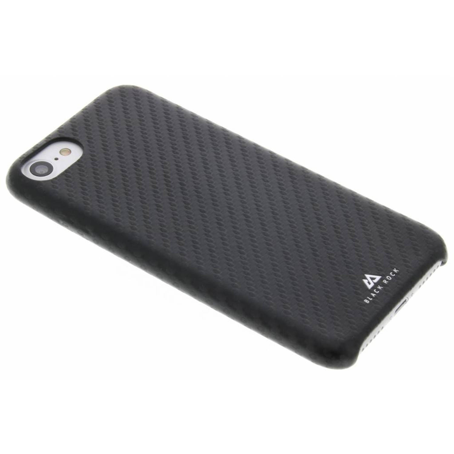 Zwarte Flex Carbon Case voor de iPhone 8 / 7 / 6s / 6