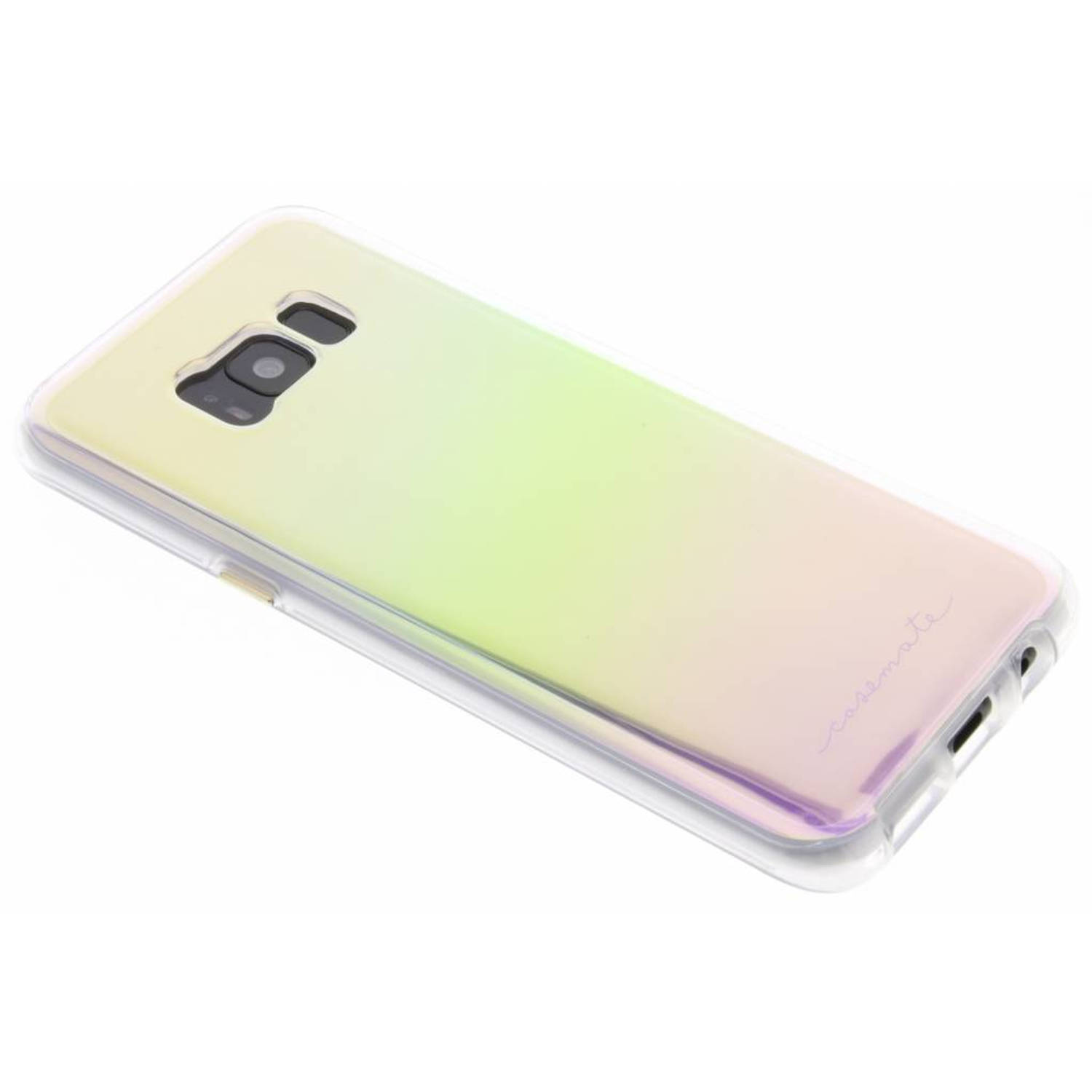 Iridescent Naked Tough Case voor de Samsung Galaxy S8 Plus