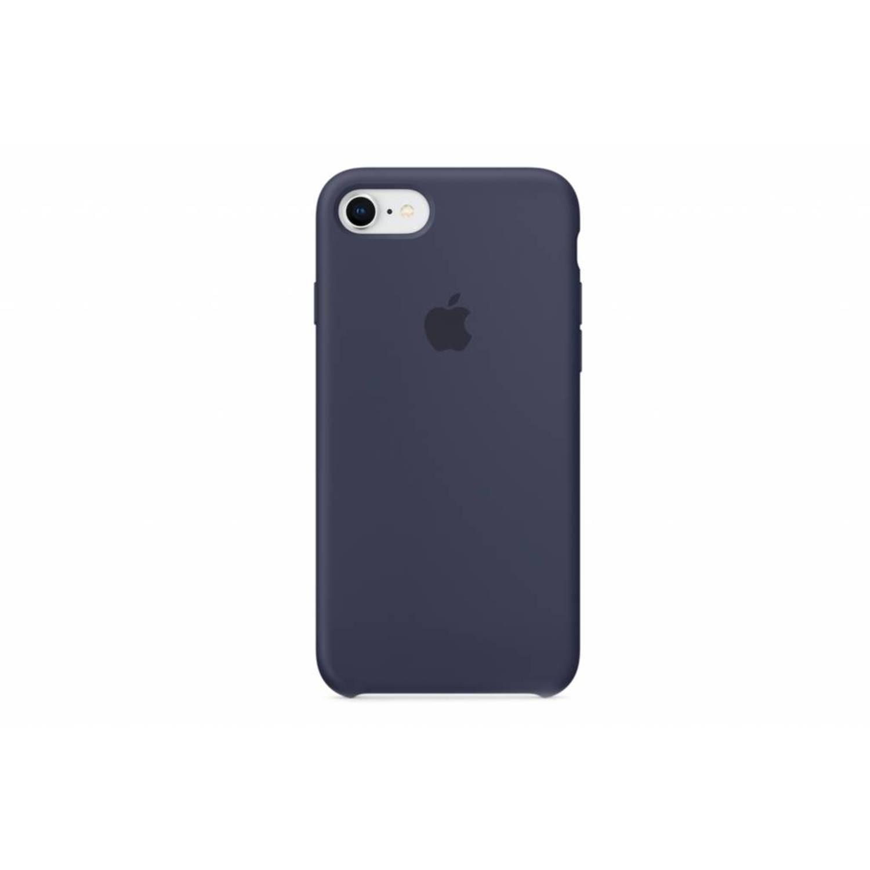 Blauwe silicone case voor de iphone 8 / 7
