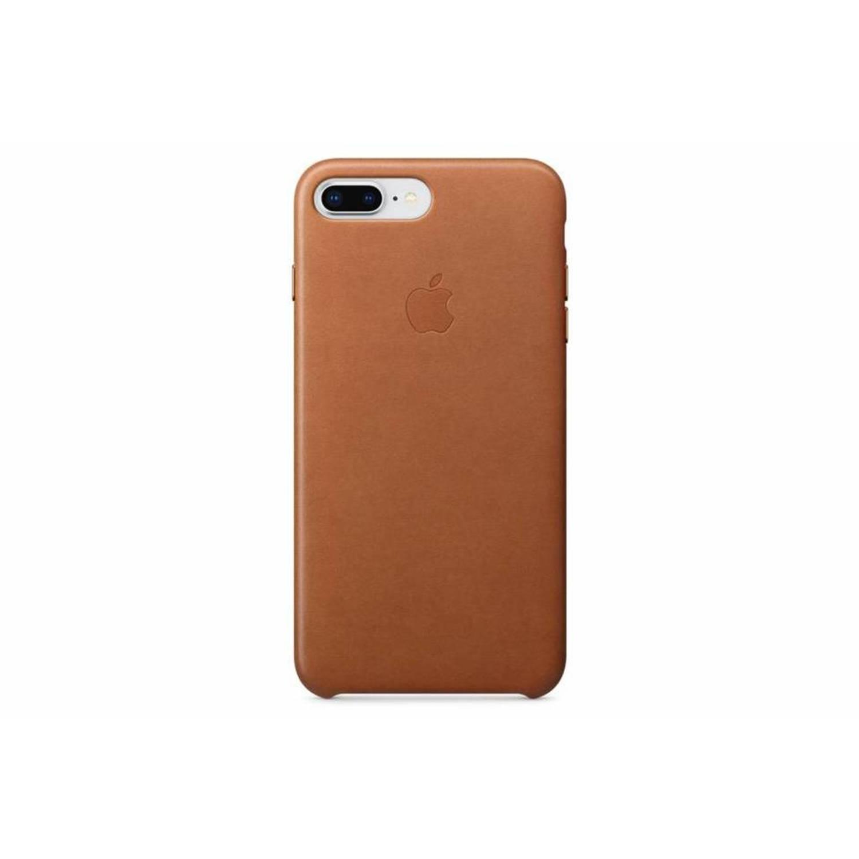 Bruine leather case voor de iphone 8 plus / 7 plus