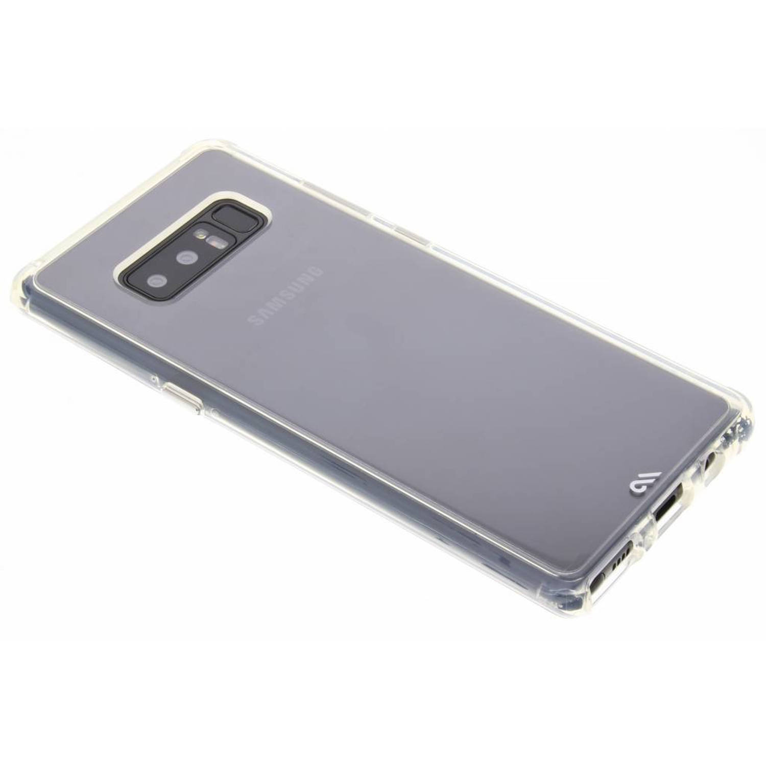 Transparante Naked Tough Case voor de Samsung Galaxy Note 8