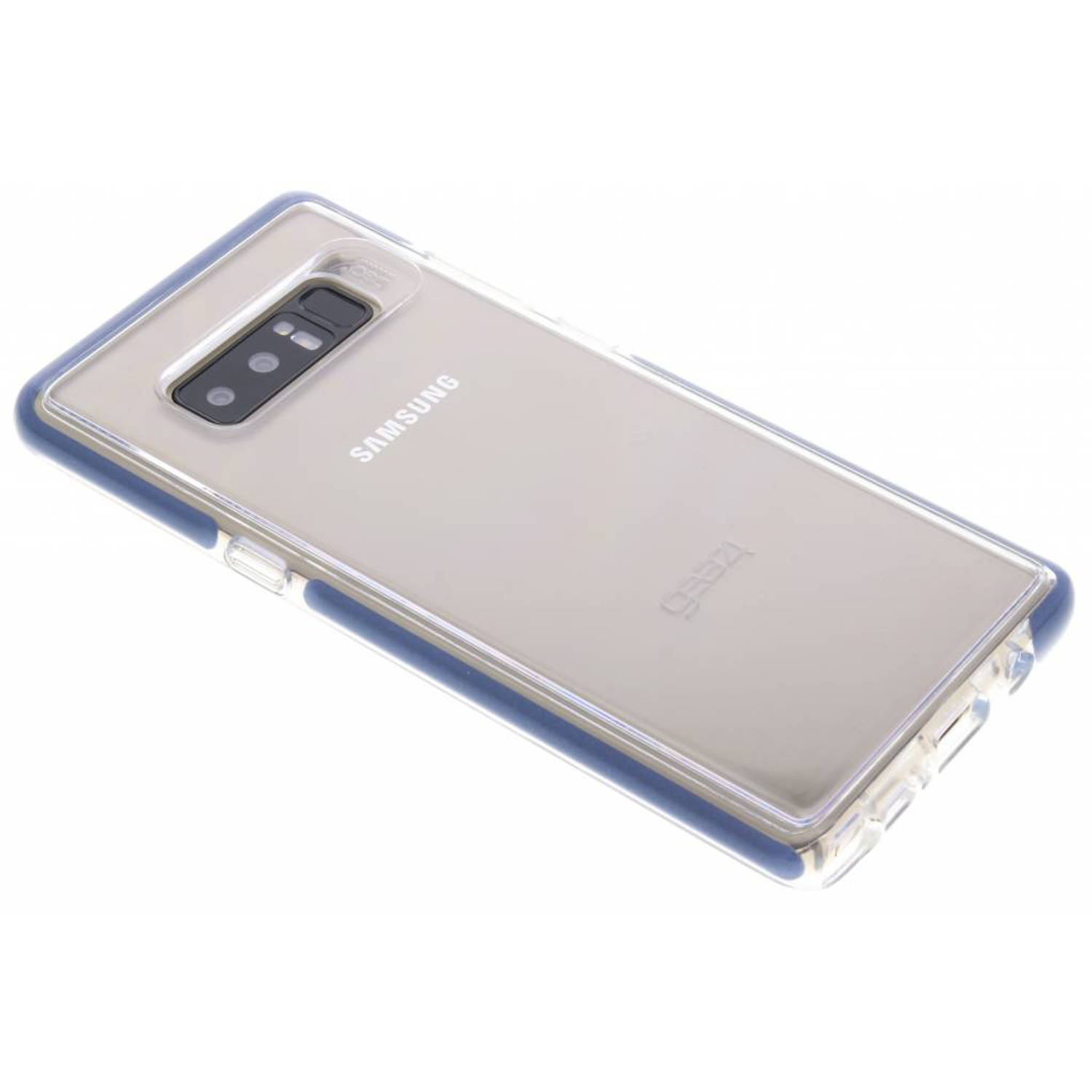 Blauwe D3O Piccadilly Case voor de Samsung Galaxy Note 8
