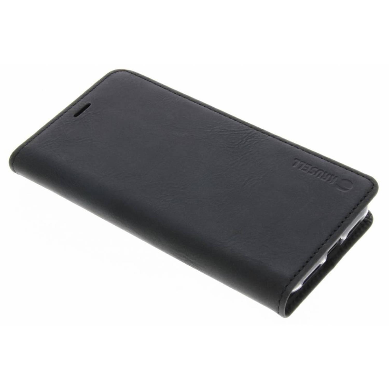 Zwarte Sunne Folio Wallet voor de iPhone Xs / X
