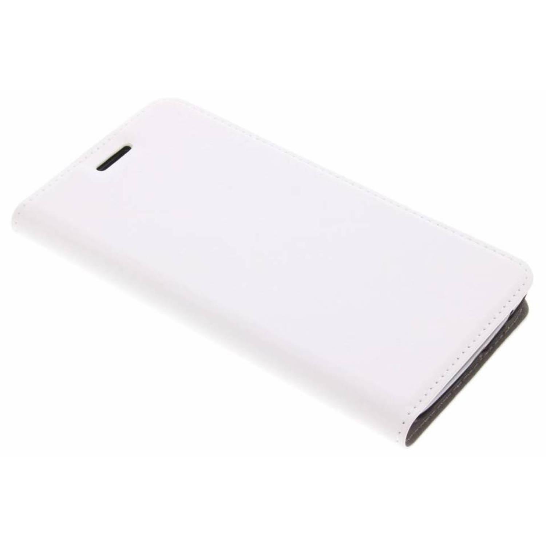 Simple Livret Blanc Pour Motorola Moto G5 Rhb09t
