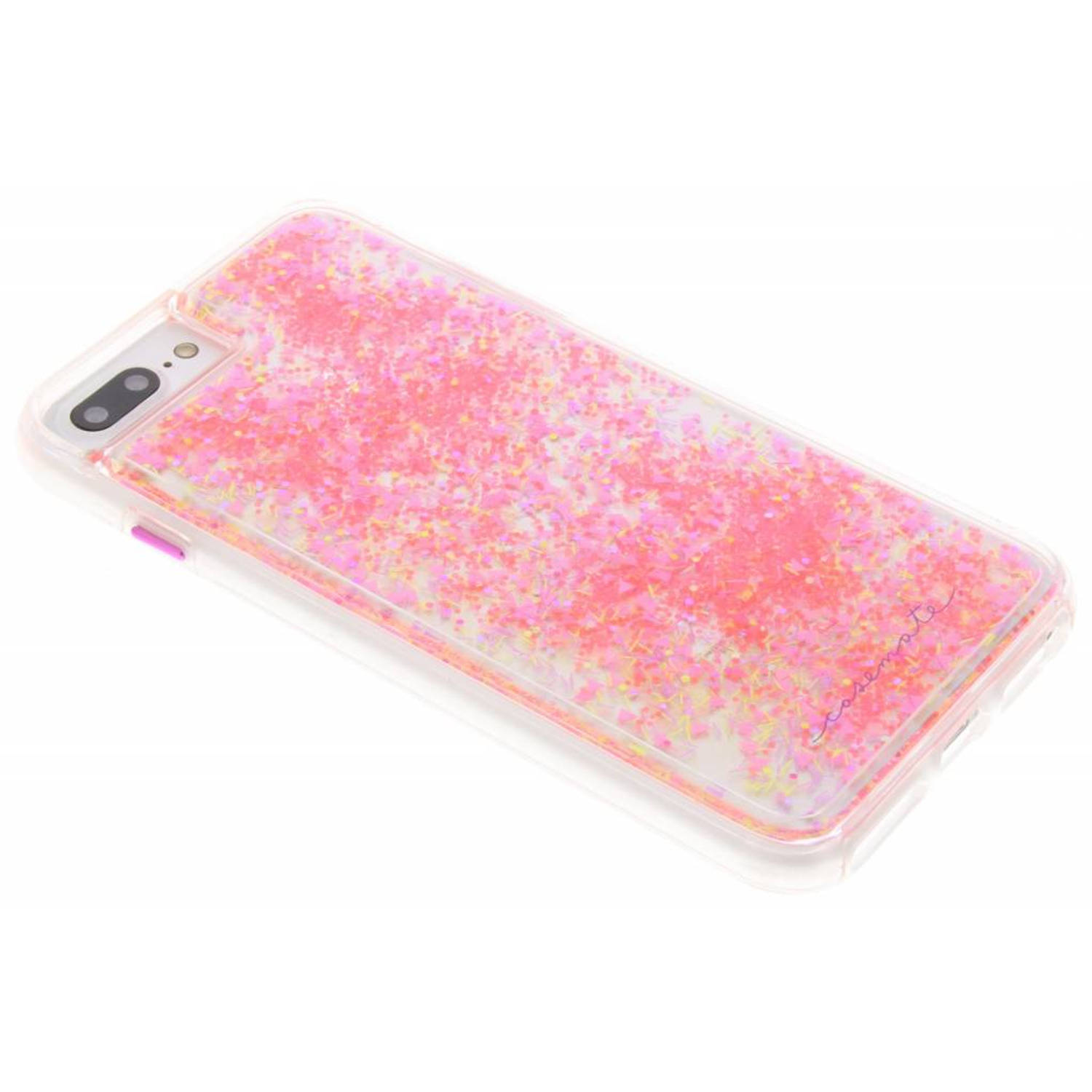 Roze Waterfall Glow Case voor de iPhone 8 Plus / 7 Plus / 6(s) Plus