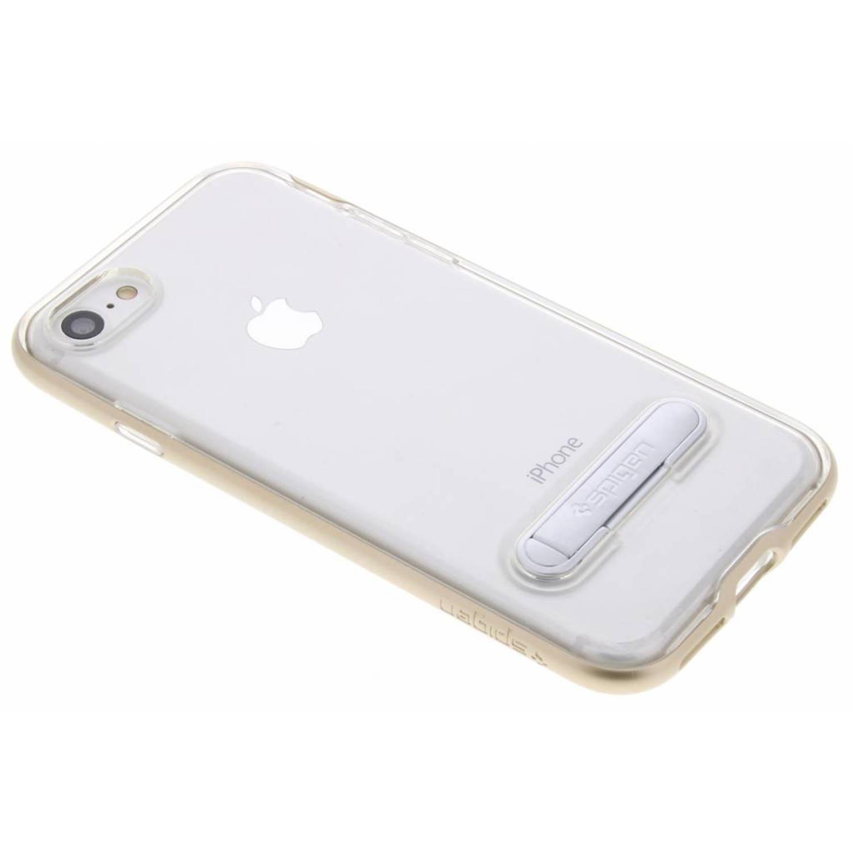 Gouden crystal hybrid case voor de iphone 8 / 7