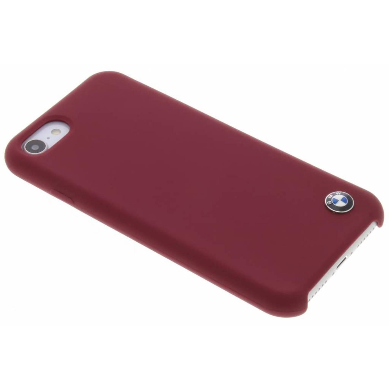 Rode Silicone Hard Case voor de iPhone 8 / 7 / 6s / 6
