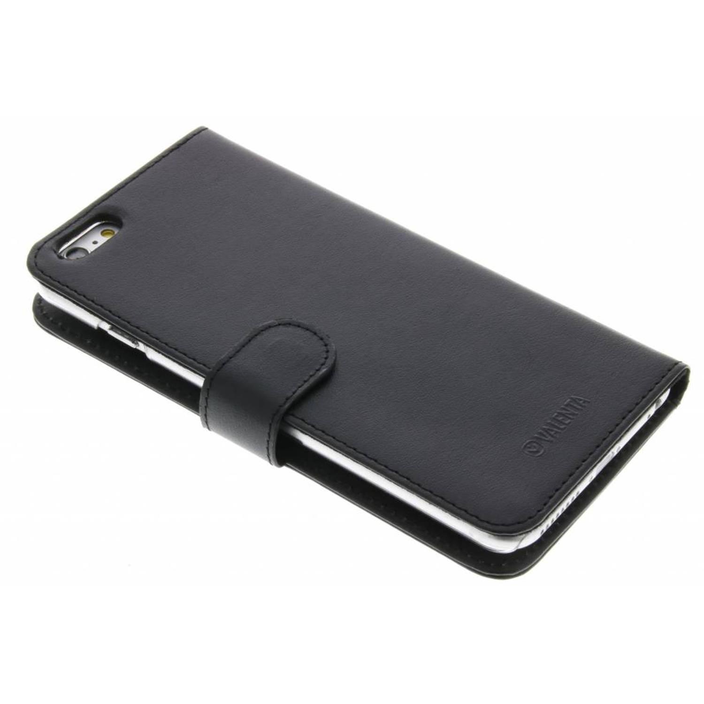 Booklet classic luxe voor de iphone 6(s) plus - zwart