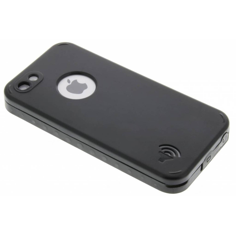 Dot Waterproof Case voor de iPhone 5C - Zwart