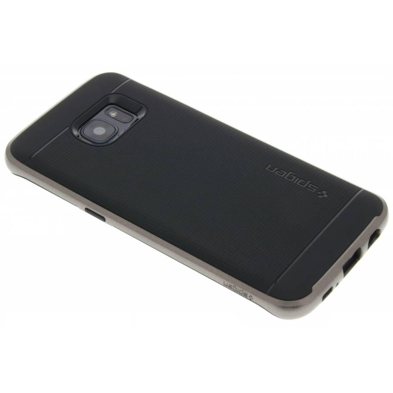 Neo Hybrid Case voor de Samsung Galaxy S7 Edge - Grijs